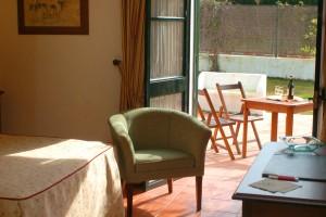 Habitación Hotel La Molinera Artcos de la Frontera