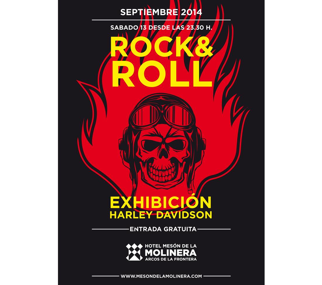 LaMolinera-Arcos-Concierto-Rock-Exhibicion-Harley